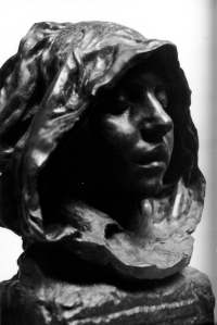 Prayer by Camille Claudel