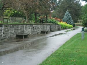 Walkway at Royal Botanical Gardens, Hamilton ON