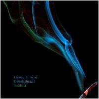 Album cover: Samhata by Lucette Bourdin & Darrell Burgan