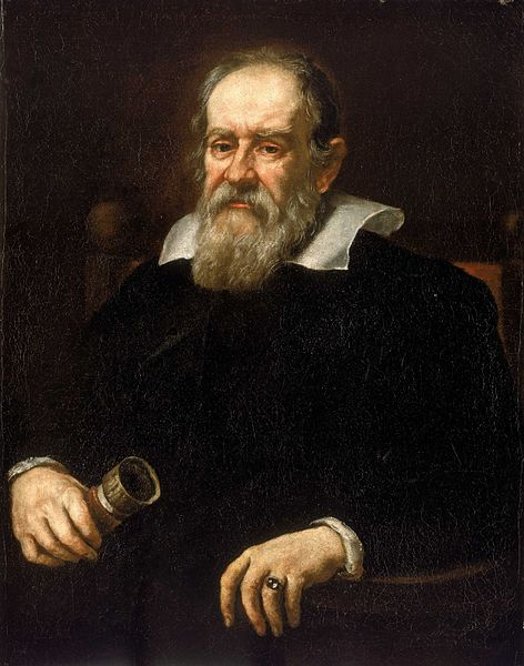 Justus Sustermans: Portrait of Galileo Galilei, 1636